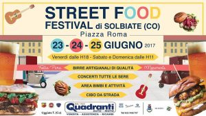 11. Street Food Festival Solbiate