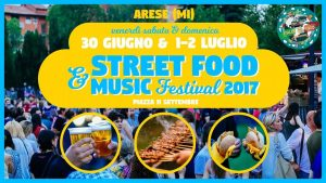 12. Street Food & Music Festival Arese