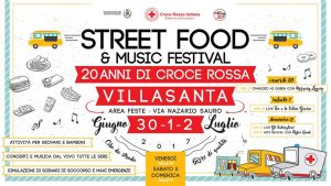 13. Street Food Music Fest Villasanta