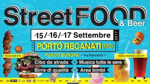 21. Street Food & Beer Fest Porto Recanati
