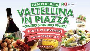 23. Valtellina in Piazza Olgiate