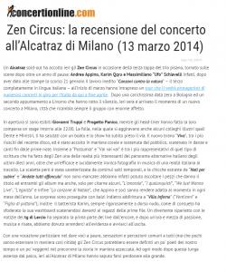 Concertionline.com
