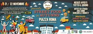 street food mariano 21 novembre