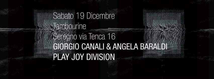 Giorgio Canali & Angela Baraldi