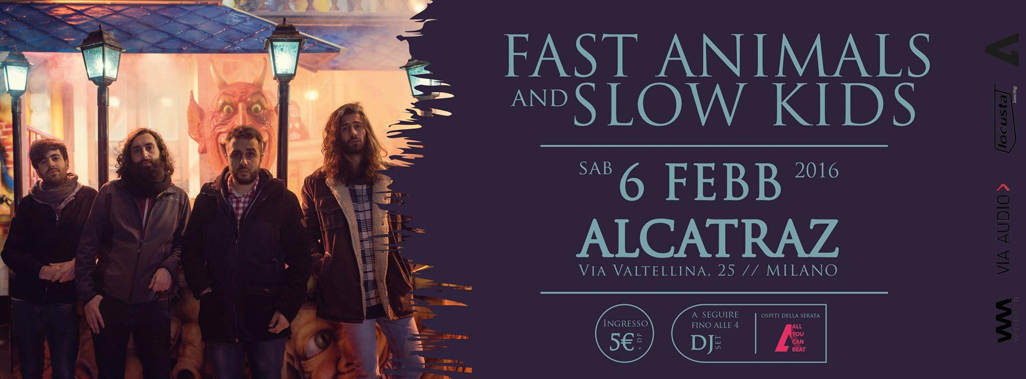 Fast Animals & Slow Kids