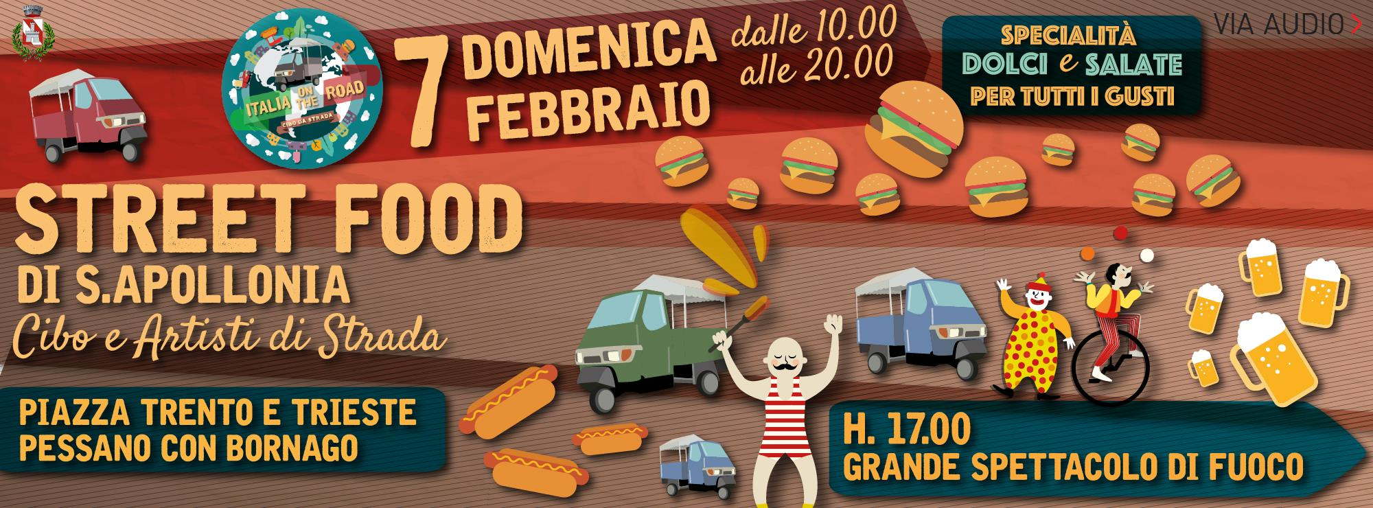 Street Food di Sant'Apollonia