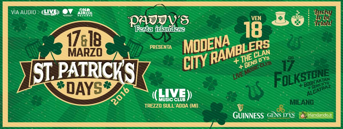 Paddy's - Live Music Club