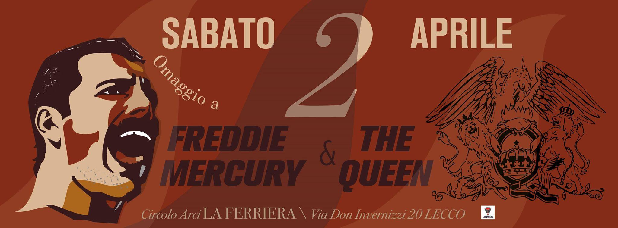 Omaggio a Freddy Mercury & The Queen