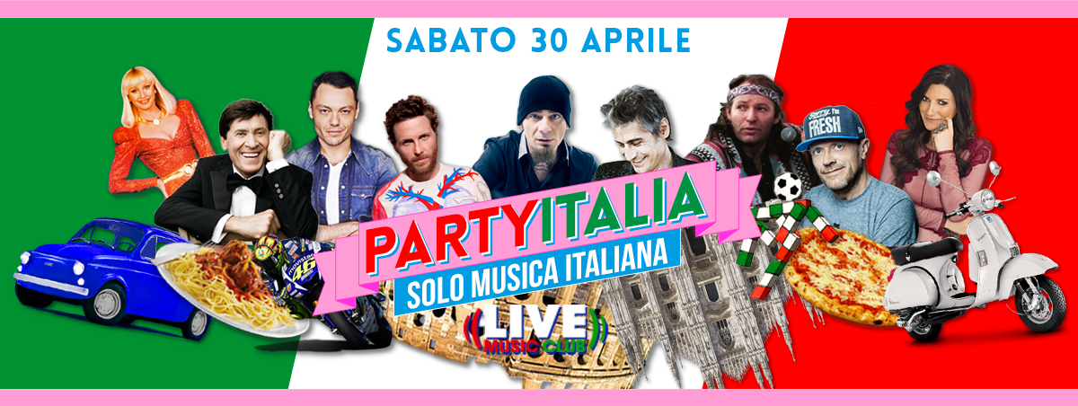 Party Italia - Solo Musica Italiana