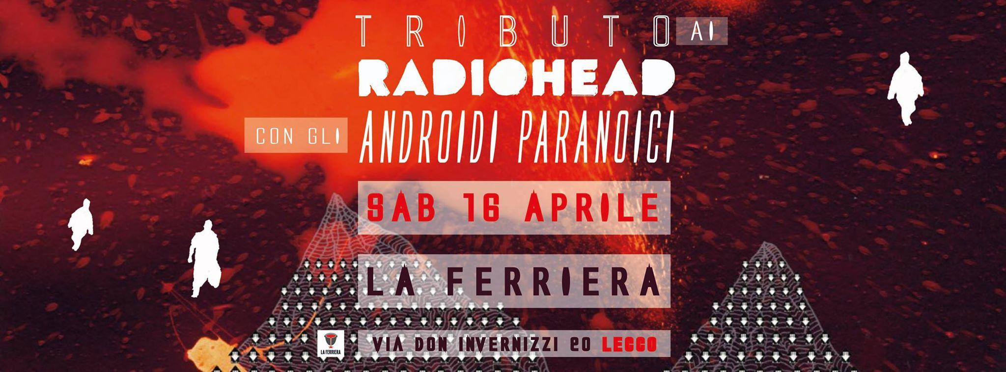 Omaggio ai Radiohead