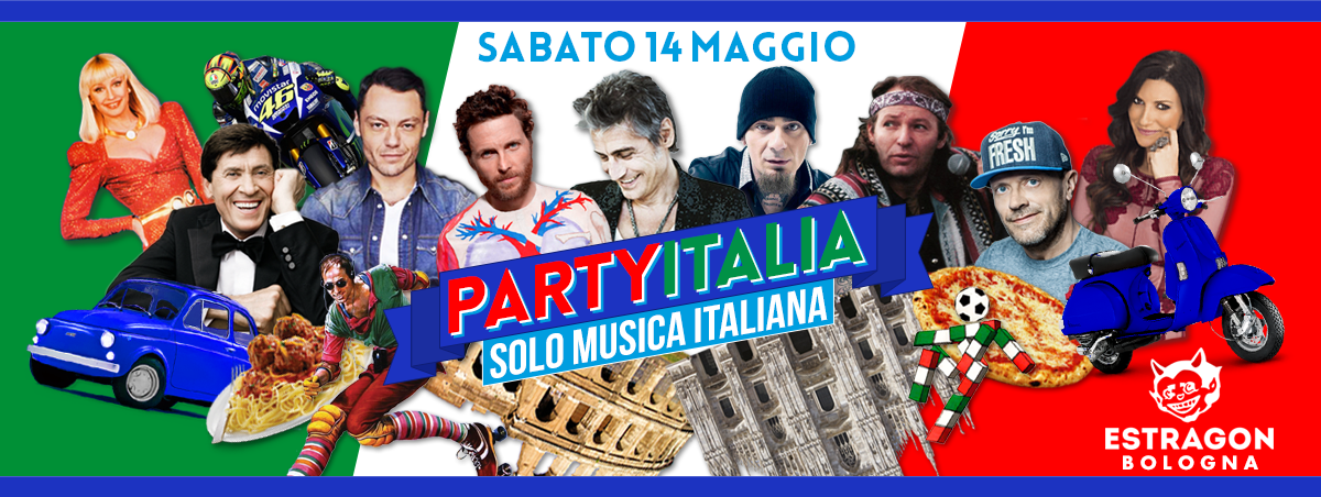 Party Italia - Estragon