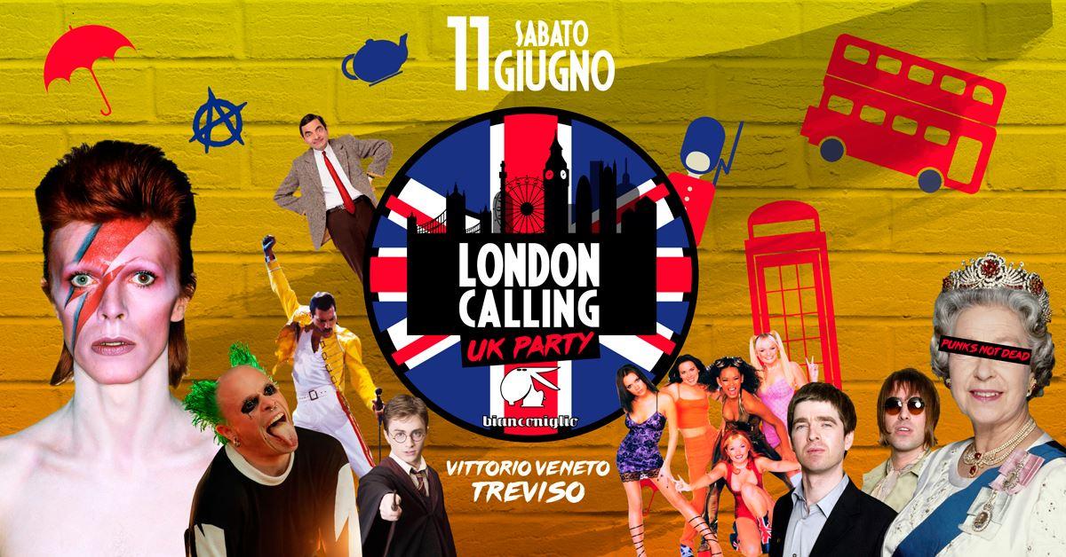 London Calling - Bianconiglio