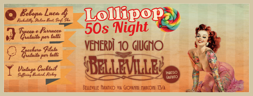 Lollipop - Belleville