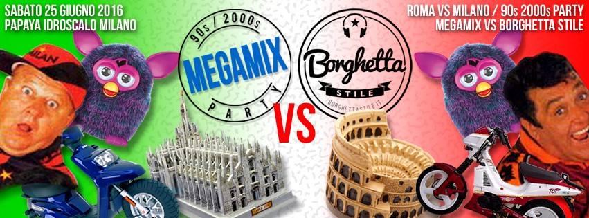 Megamix - Papaya