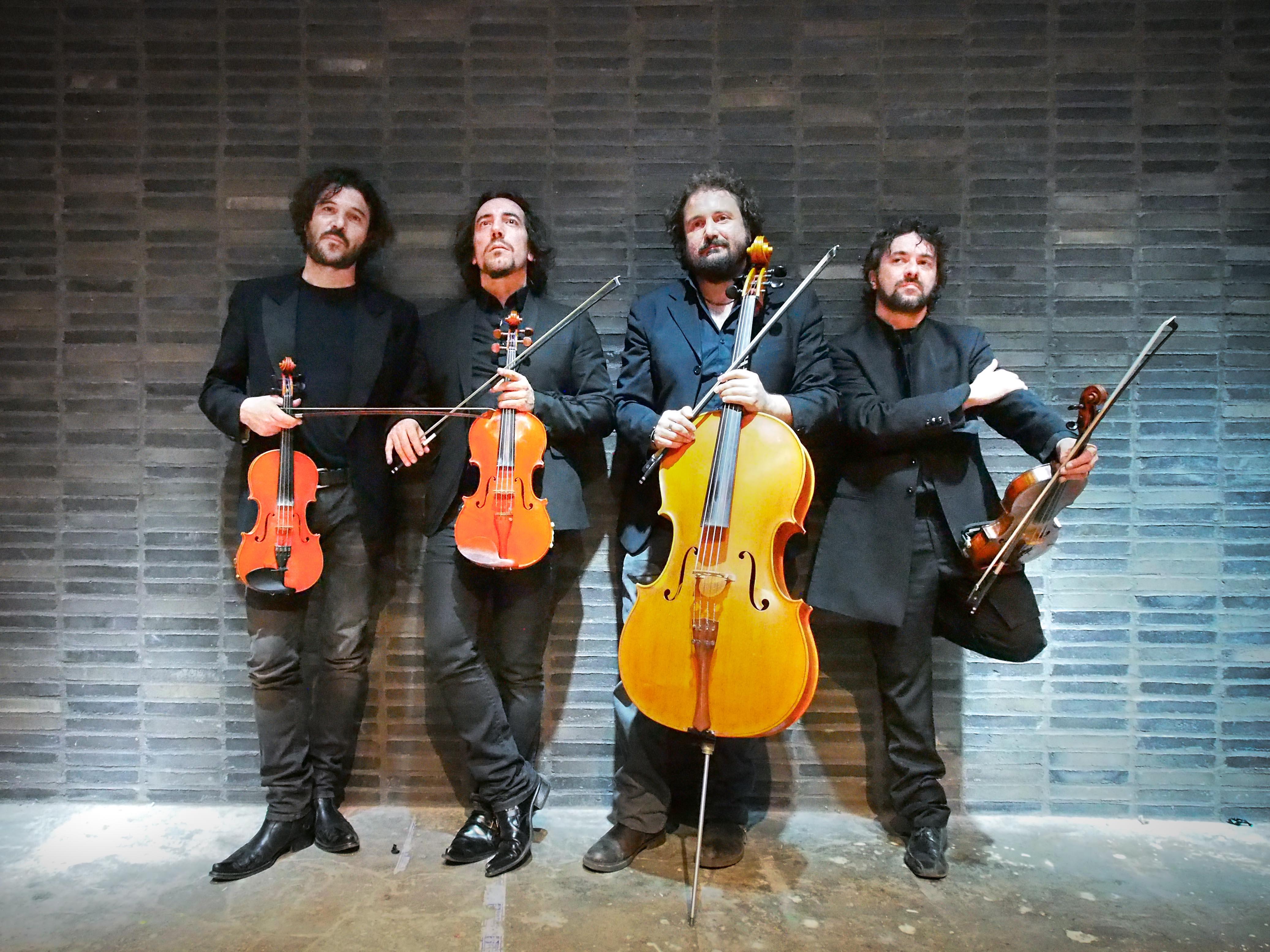 Khora Quartet - Corte della Musica