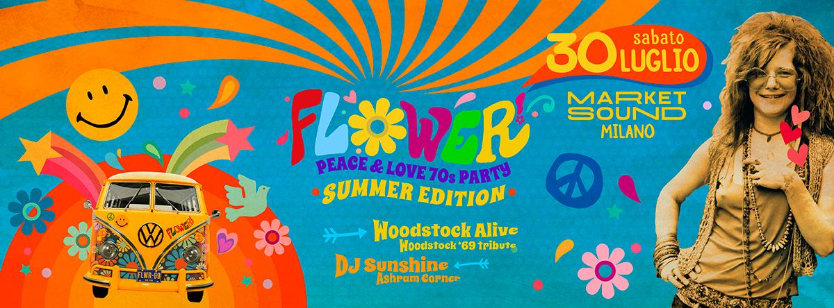 Flower - Market Sound