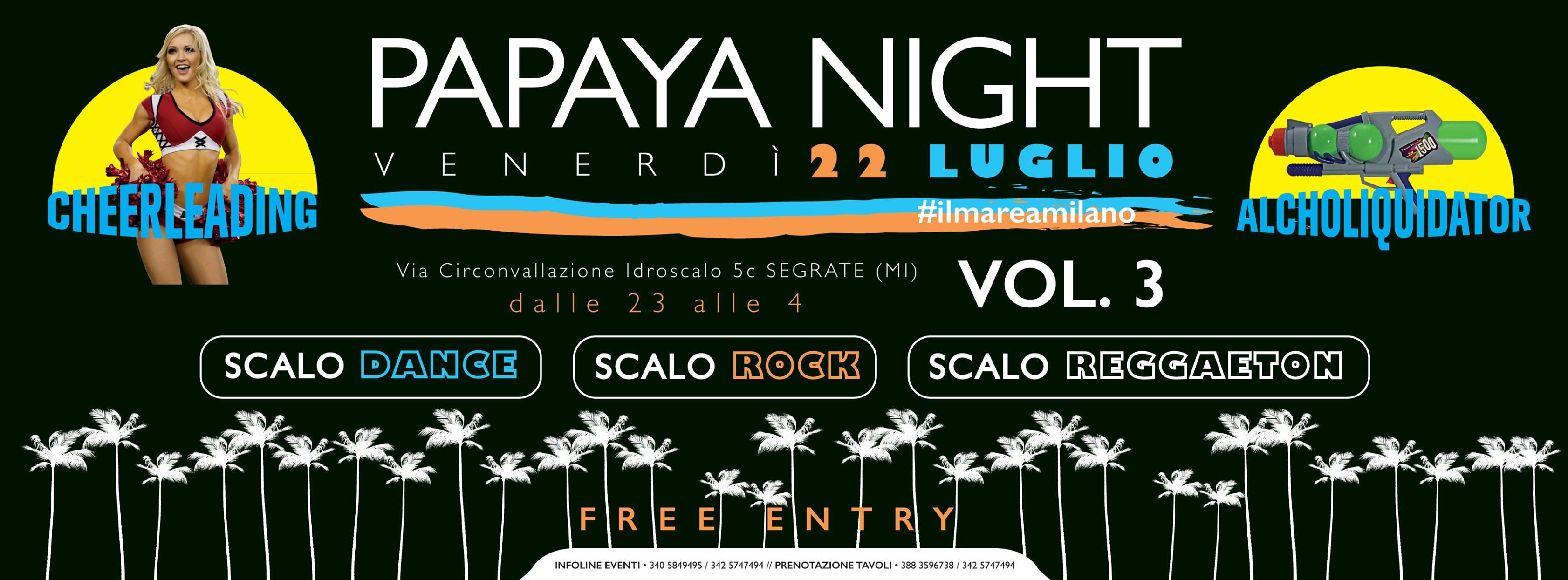 Papaya Night #3