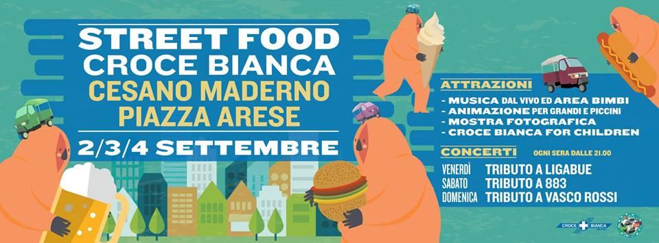 Street Food Festival - Cesano Maderno