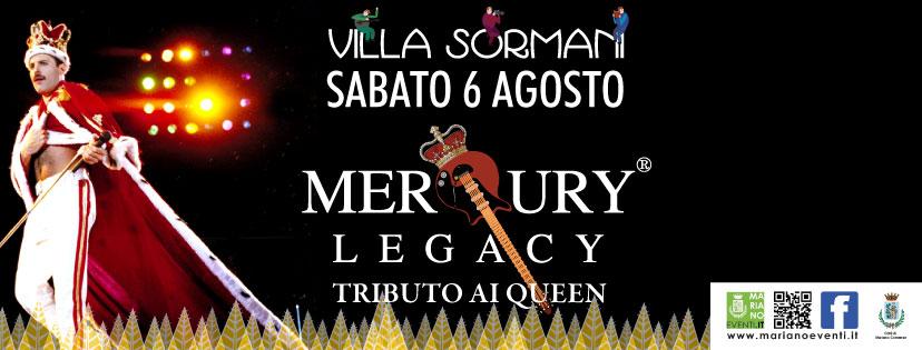 Queen | Villa Sormani