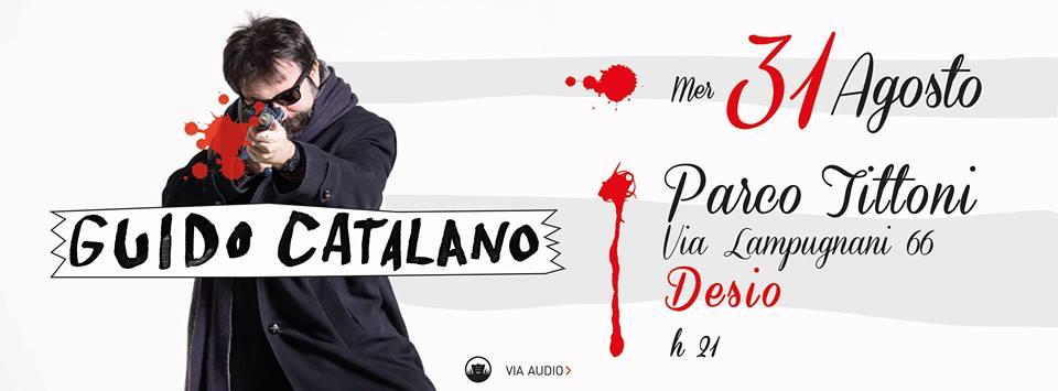 Guido Catalano - Parco Tittoni