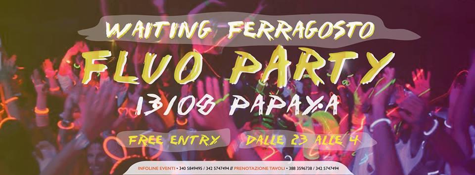 Fluo Party - Papaya
