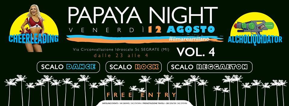 Papaya Night #4
