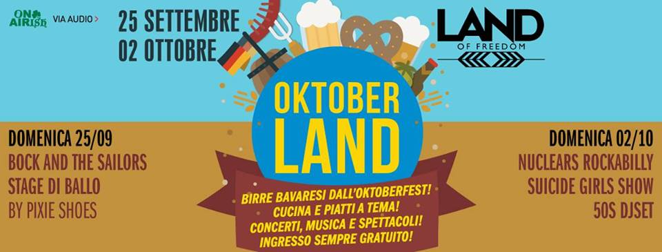 OktoberLand | Land Of Freedom