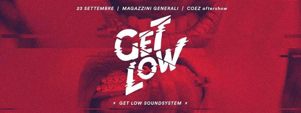Get Low   Magazzini Generali
