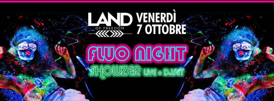 Fluo Night | Land of Freedom