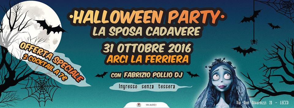 Halloween | Arci La Ferriera