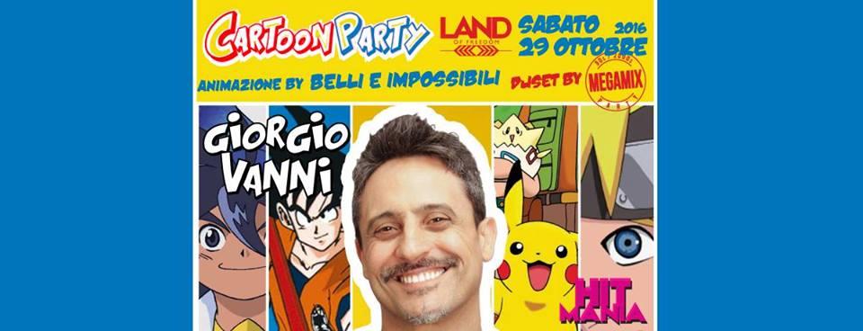 Cartoon Party | Land of Freedom