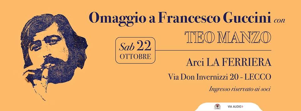 Omaggio a Francesco Guccini