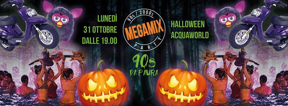 Halloween 90s | Acquaworld
