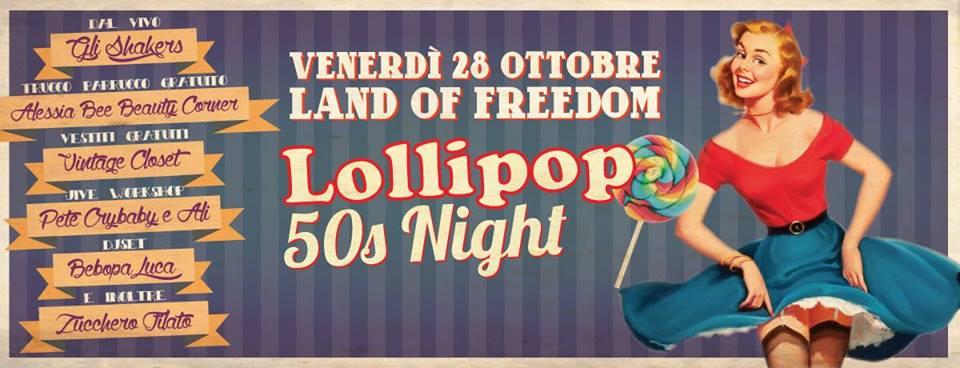 Lollipop 50s Night | Land of Freedom