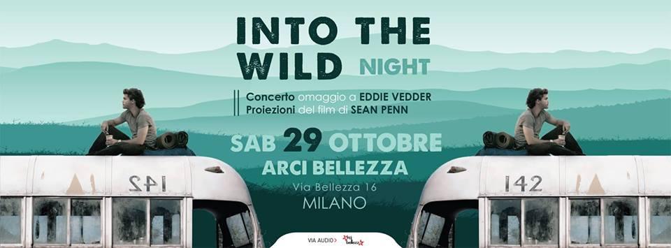 Into the Wild Night | Arci Bellezza
