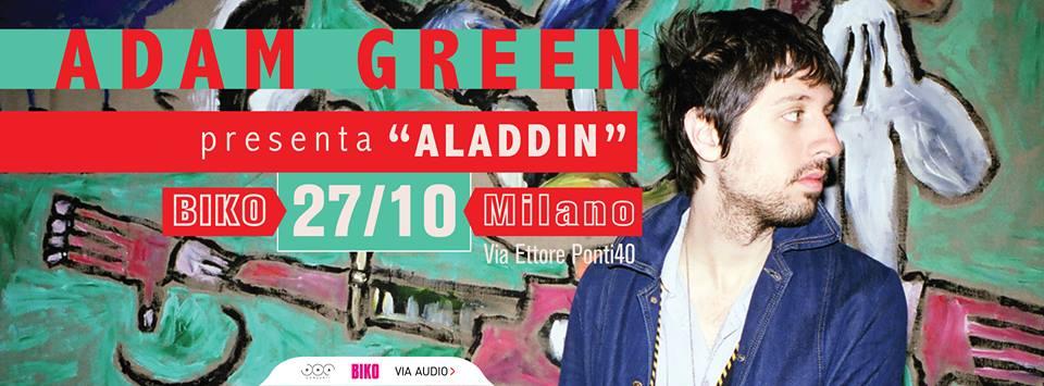 Adam Green | Biko Milano