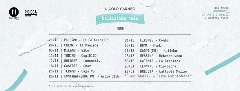 Nicolò Carnesi | Biko Milano