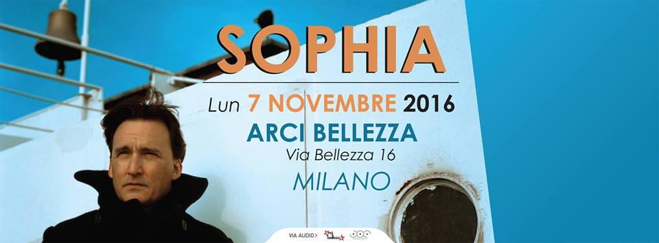 Sophia in concerto | Arci Bellezza