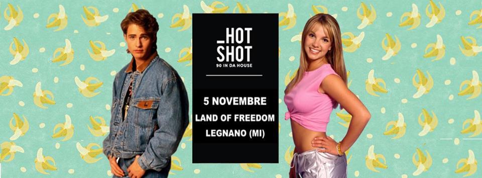 Hot Shot | Land of Freedom