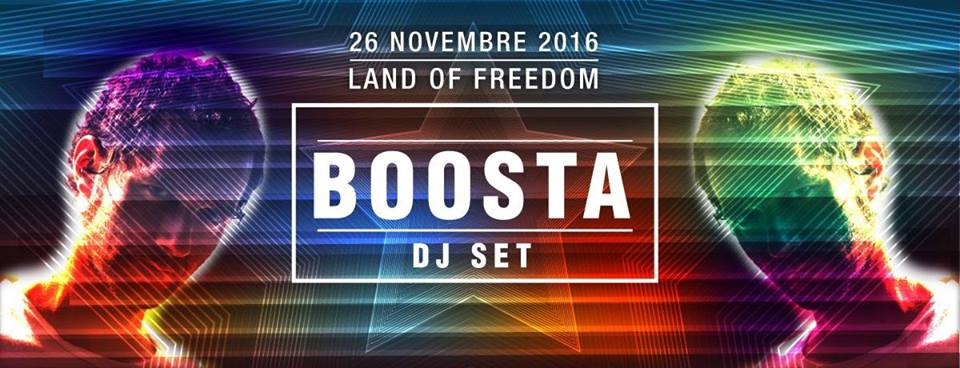 Boosta | Land of Freedom