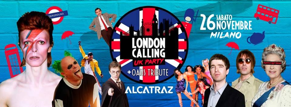 London Calling | Alcatraz