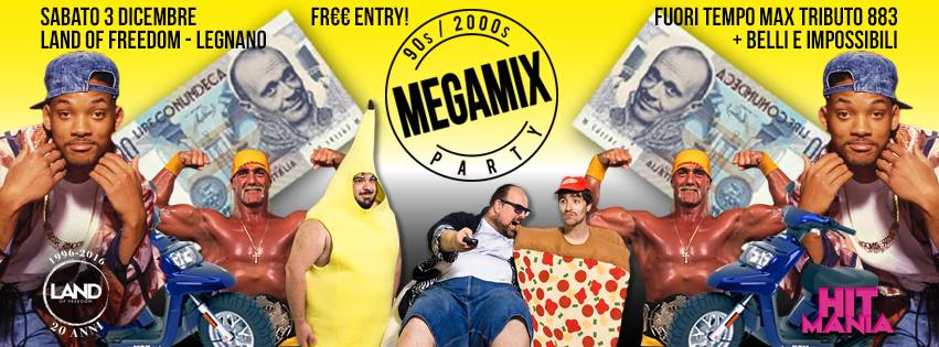 Megamix 90s Party