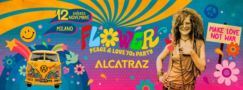 Flower | Alcatraz Milano