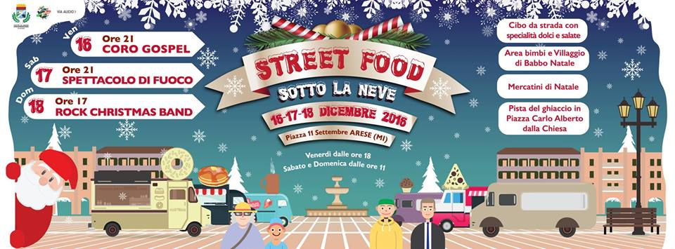 Street Food sotto la Neve Arese