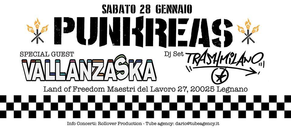 Punkreas | Land of Freedom