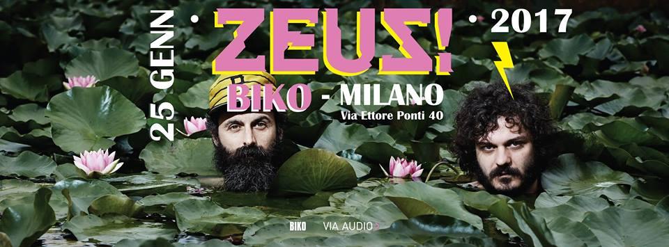 Zeus al Biko Milano