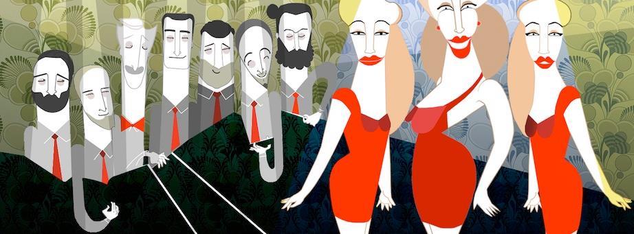 Jazz Lag Orchestra ad Arci Bellezza