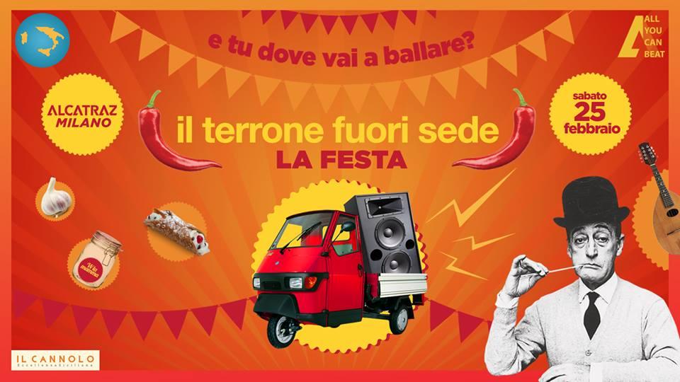 TFS La Festa ad Alcatraz Milano