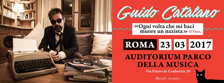 Guido Catalano a Roma
