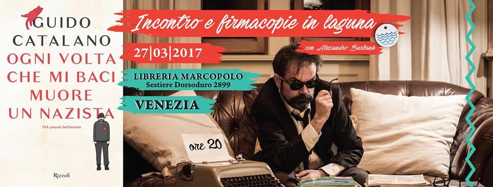 Guido Catalano Firmacopie Venezia